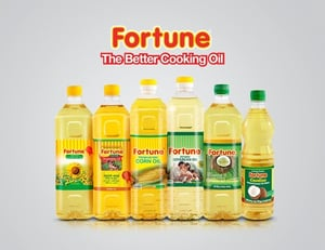 Fortune Brand Cooking Oil