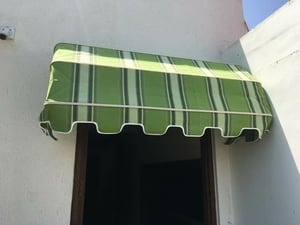 Foldable Outdoor Fancy Awnings