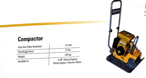 Heavy Duty Industrial Compactor