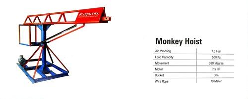 Heavy Duty Industrial Monkey Hoist