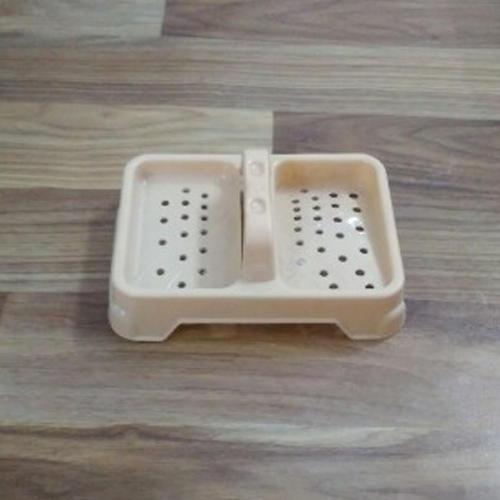 Durable Plastic Soap Case