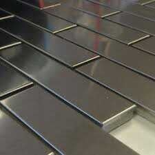 Stainless Steel Cabinet Tiles