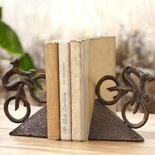 Top Rated Wooden Bicycle Bookends