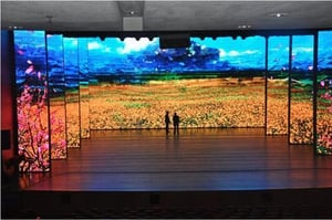 Affordable Led Video Wall