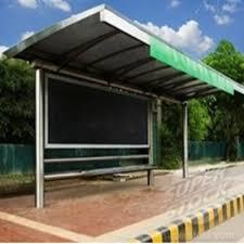 Roof Bus Stands