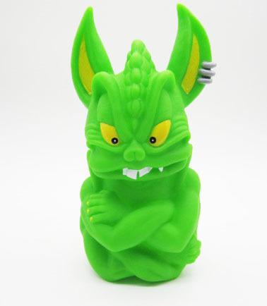 Colorful Gift Money Box In Devil Shape