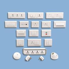 Flameproof Switches Sockets