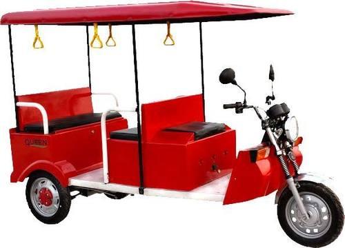 Highly Comfort E-Rickshaw