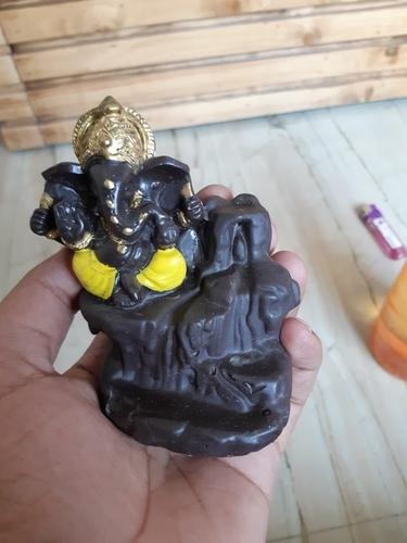 Mini Ganesha Smoke Fountains