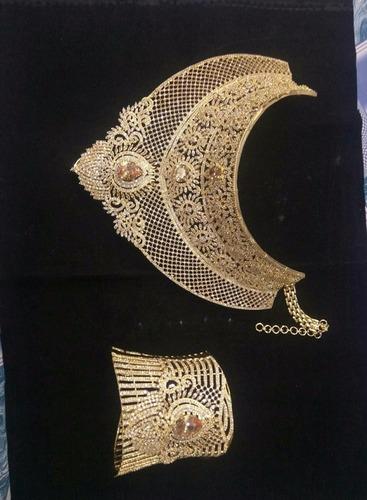 Beautiful Gold Necklace Set