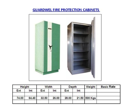 Guardwel Fire Protection Cabinet