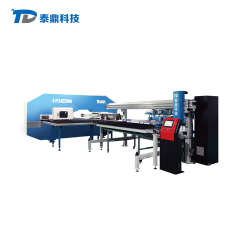 Tailift Feeding And Unloading Machine For Automatic Digital Punch Machine