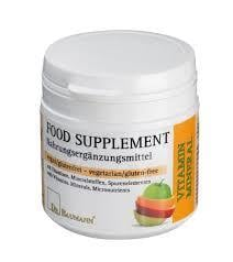 Vitamin And Mineral Herbal Food Supplements