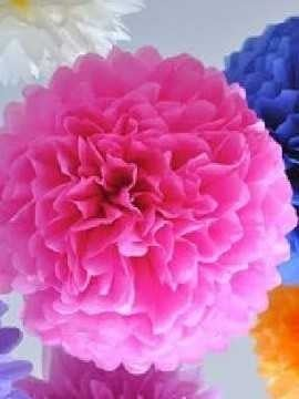 Beautiful Pink Color Artificial Flowers