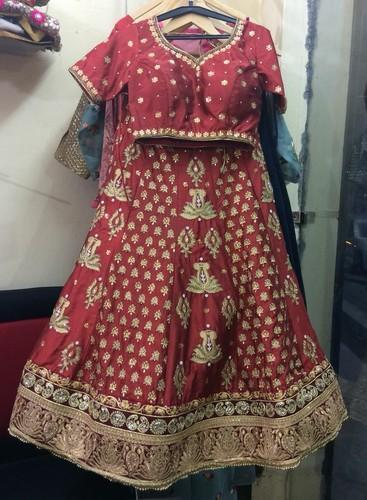 Eye Catchy Look Bridal Lehenga