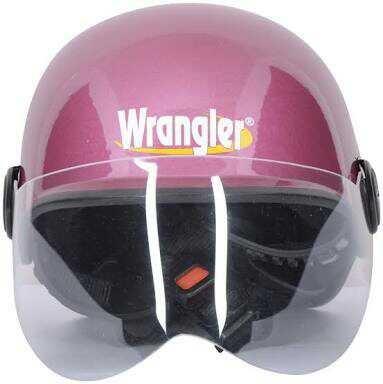Face Protected Bike Helmet