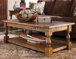 Hard Wooden Center Tables  Home Furniture