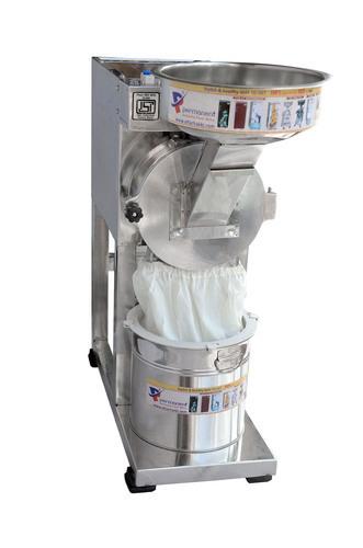 3 HP SS Pulverizer Machine