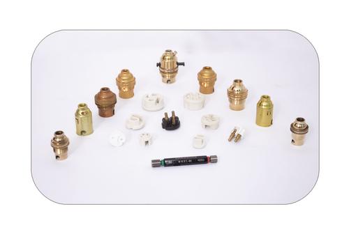 Electric B22 Brass Lampholder