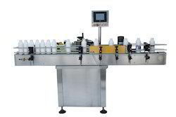 Fully Automatic Self Adhesive Bottle Labeling Machine