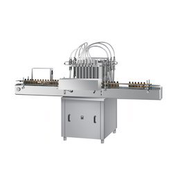 Fully Automatic Twin Head Vial Filling Machine