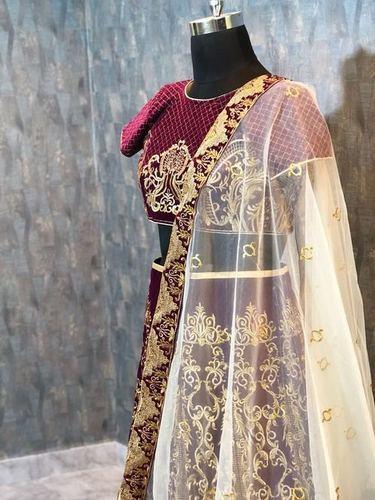 Latest Design Ladies Lehenga