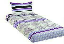 Designer Embroidered Bed Sheet