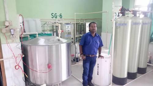 Dialysis Reverse Osmosis Plant
