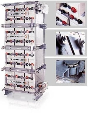 Highly Durable Power Stack