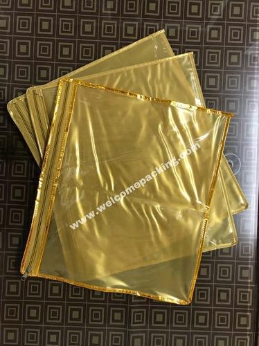 Saree Zipper Bag