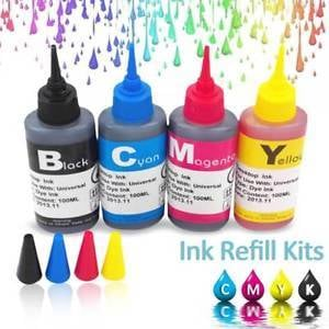Sublimation Ink Refill Kit