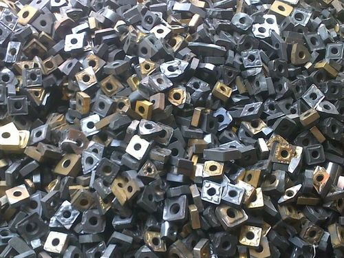 Tungsten Carbide Scrap (100% Tungsten Carbide) in London, England