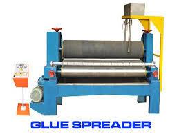 Automatic Glue Spreader Machine