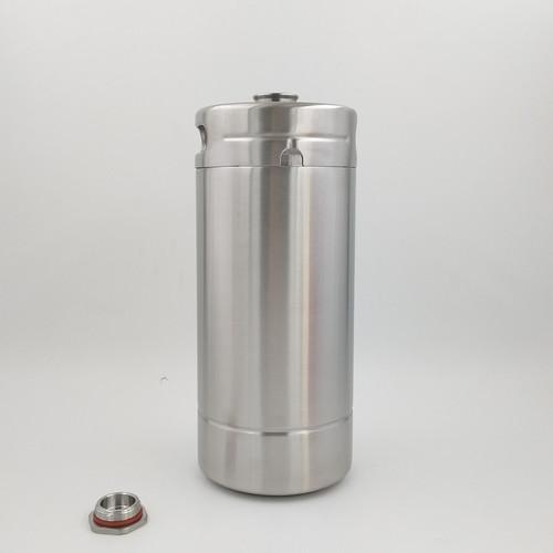 Mini Beer Keg And Growler