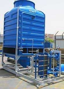 Square Shape Cooling Tower