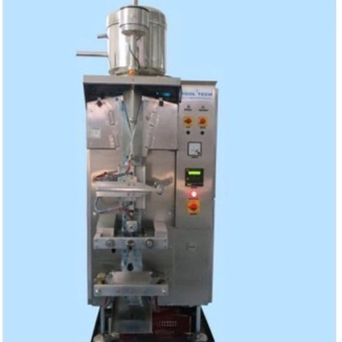 Stainless Steel Pouch Making Machine