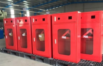 Fire Fighting Hose Cabinet Certifications: Iso 9001:2008