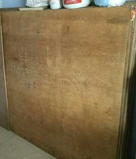Indoor Laminated Hardwood Plywood