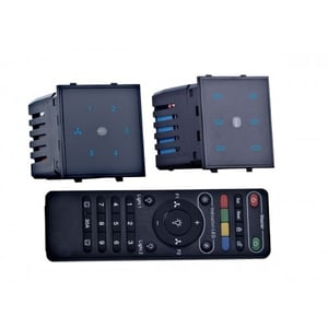 Wireless Touch Switches Modules (6 Lights + 1 FAN)