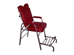 Deluxe Beauty Parlour Chair