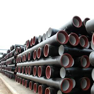 Industrial Ductile Iron Pipe