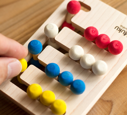NARABECCO Wooden Education Japanese Toys