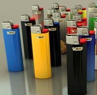 Bic Lighter J25 / J26/ J3 Maxi Big