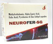 Neurofer SG Tablets