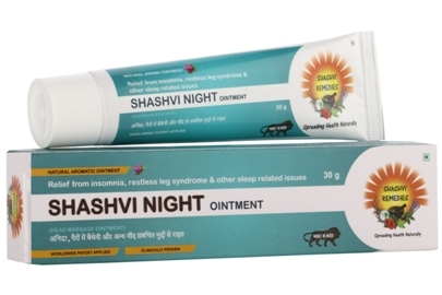 Shashvi Night Stress And Sleep Topical Herbal Ointment