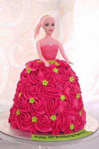 Eye Catching Design Barbie Cake At Best Price In Bhubaneswar Odisha Paris Bakery