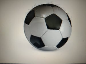 Highly Durable Synthetic Football