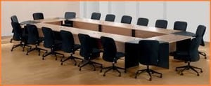Office Wooden Conference Table