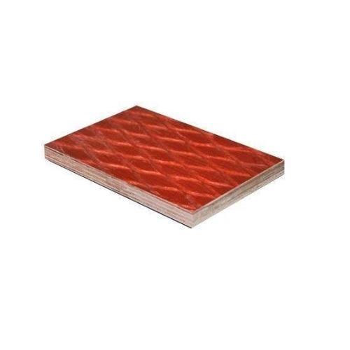Anti-Slip Chequered Plywood