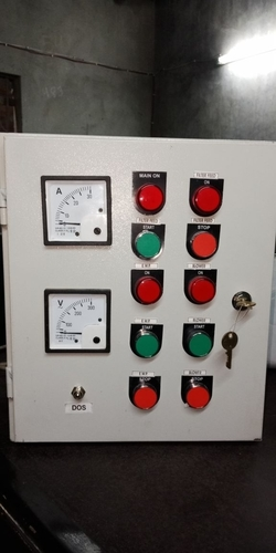 Electrical RO Control Panel
